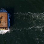 Tug Barge Frame