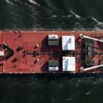 Tug Barge Red