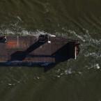 Tug barge Black